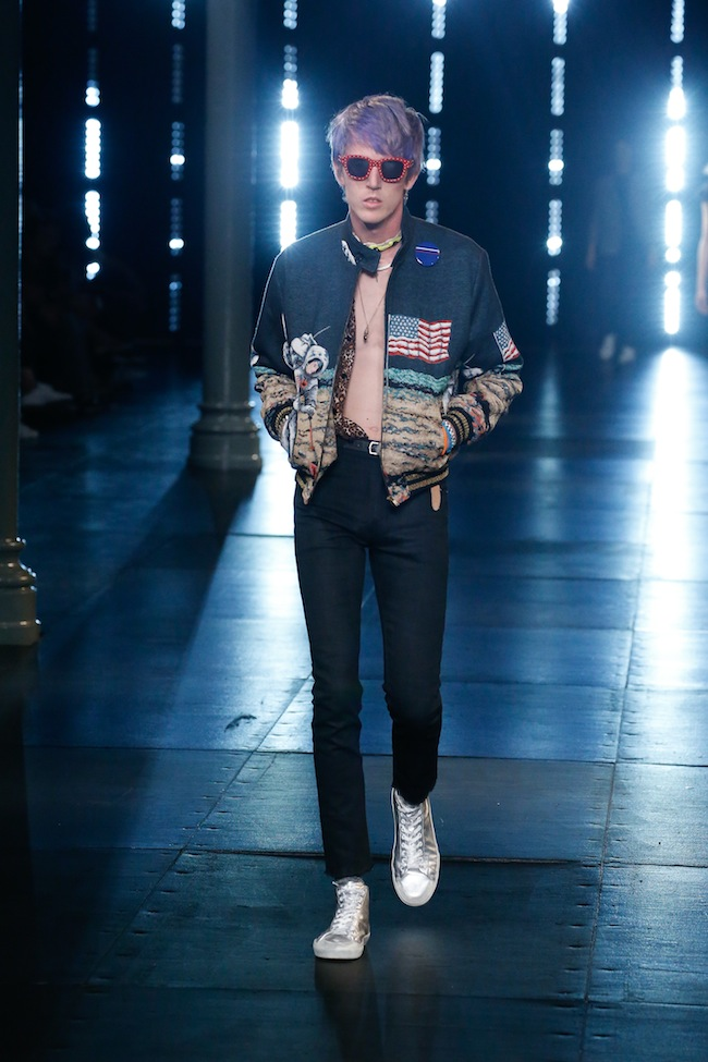 Saint Laurent été 2016