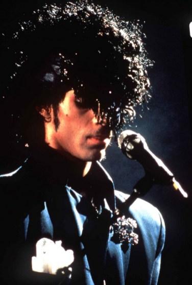 prince black suit