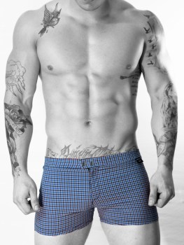 whittallandshon short de bain