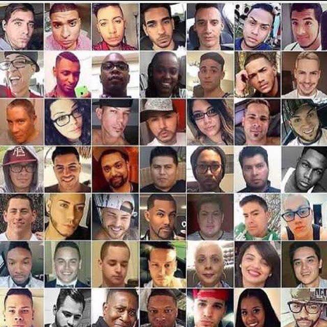 les 49 victimes orlando