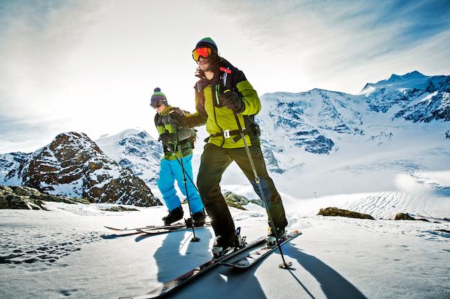tenue de ski Protest