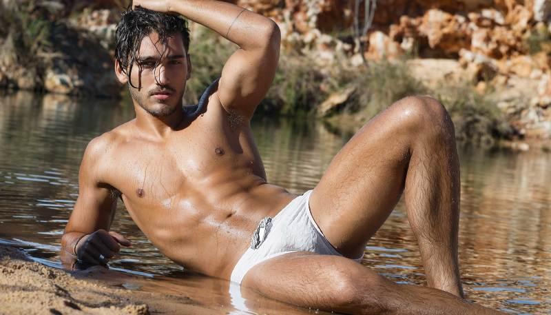 maillot de bain homme AussieBum