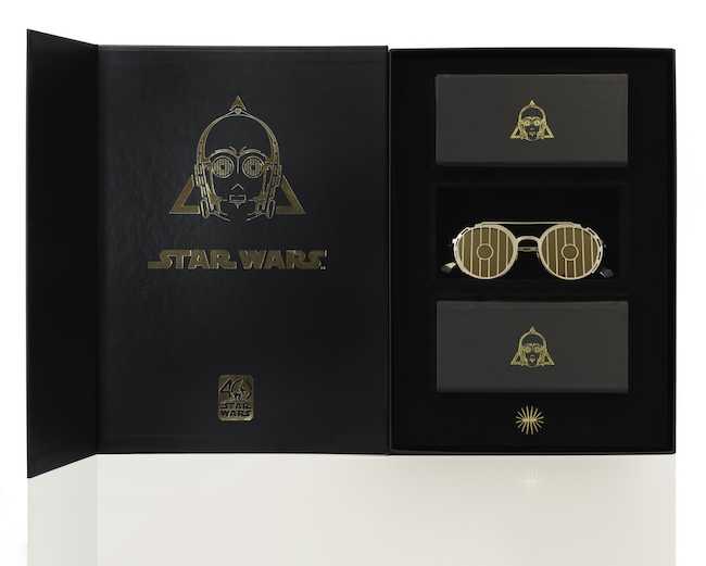 coffret lunettes starwars