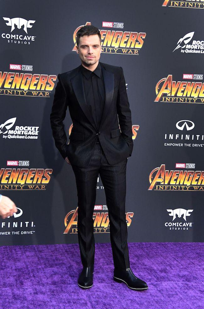 Givenchy Sebastian Stan