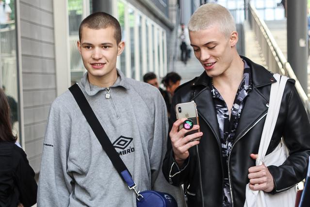 Plus adapté Blog Mode homme Street style : Les tendances mode homme dans la rue OL-56