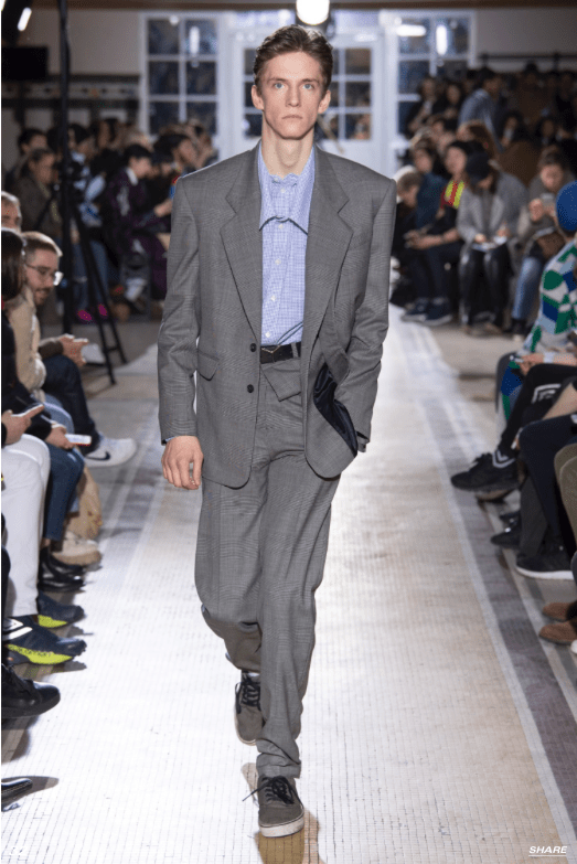 Costume homme hiver 2018
