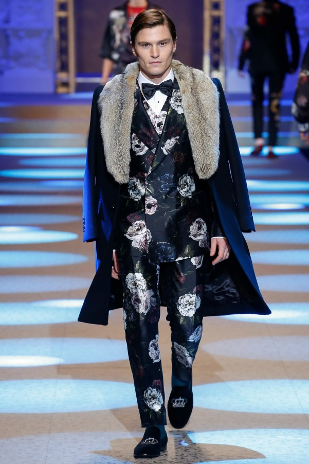 mode homme hiver 2018