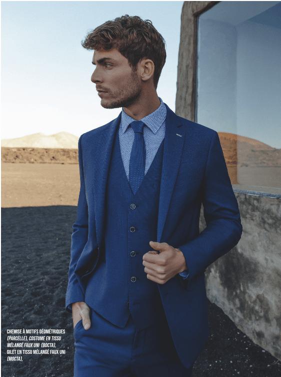 mode homme été 2019