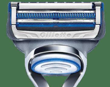 rasoir Gillette skinguard