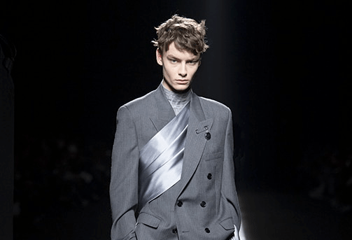 costume dior homme