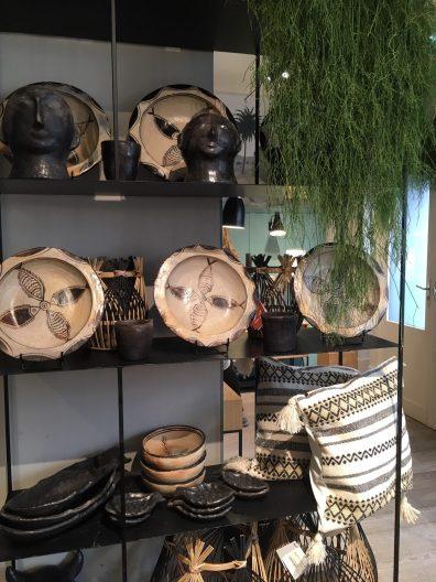 décoration Afrique