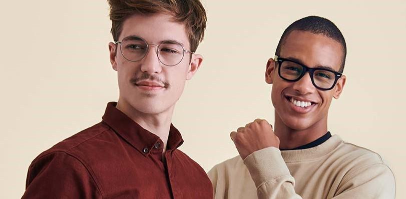 Tendances modes des lunettes de vue de 20
