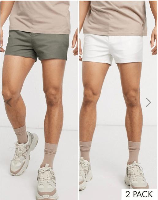 short homme été 2020