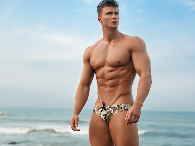 maillot de bain homme