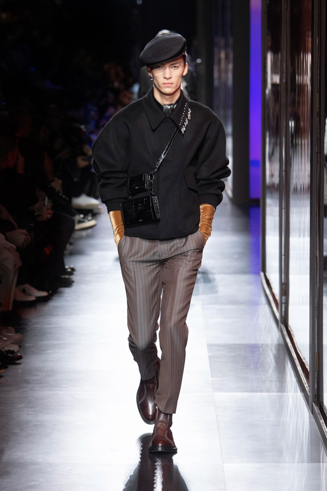 Dior homme hiver 2020 - 2021