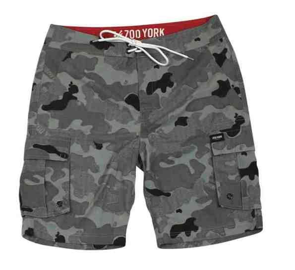 short zoo york camouflage