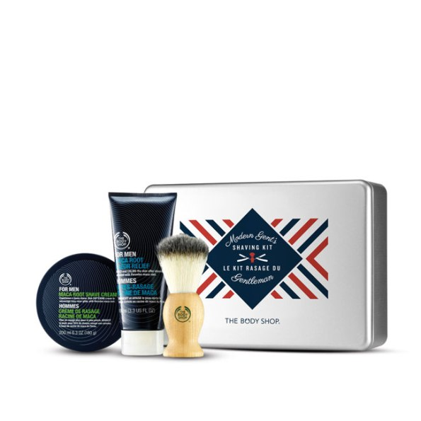 the body shop kit rasage