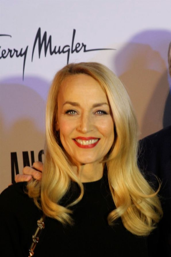 Jerry Hall, la plus belle femme du monde selon Thierry Mugler