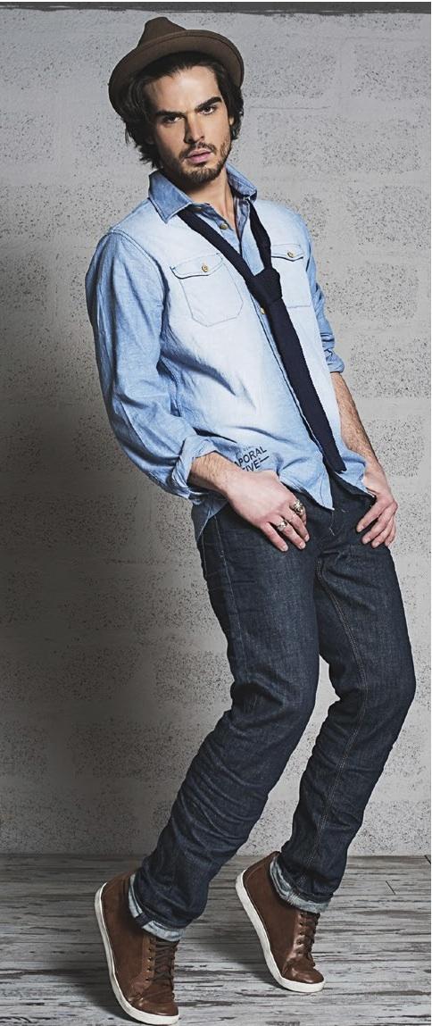 kaporal chemise jean