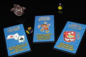 Vudu-Artefaktkarten