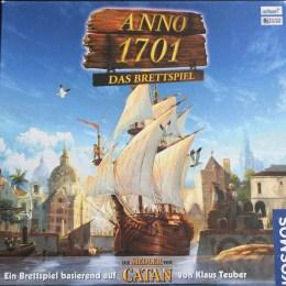 Anno 1701 Schachtel