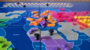 Supremacy Spielsituation