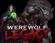 Cover von Ultimate Werewolf Legacy: Frau und Werwolf