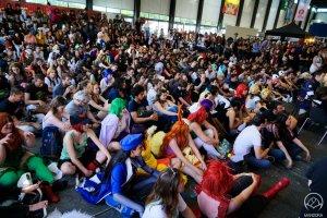 Geek Festival Crowd