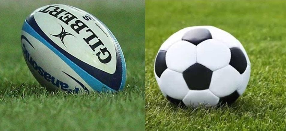 Plutôt JDR foot ou JDR Rugby ?