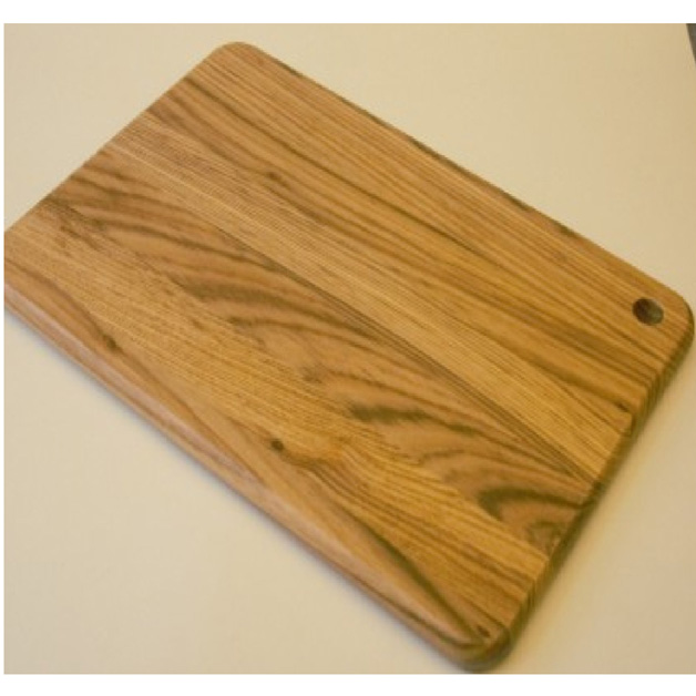 Rectangular Wooden Plate
