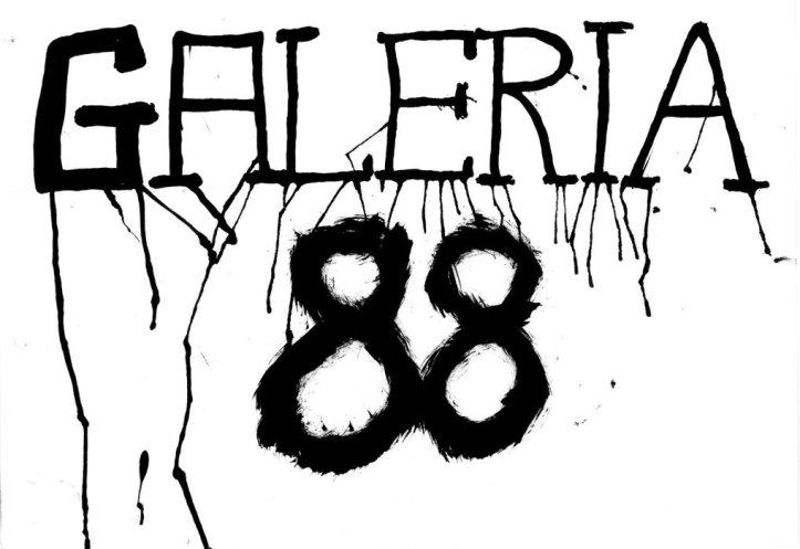 GALERIA 88 logo