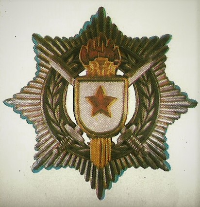 027 Order for military merit with silver swords