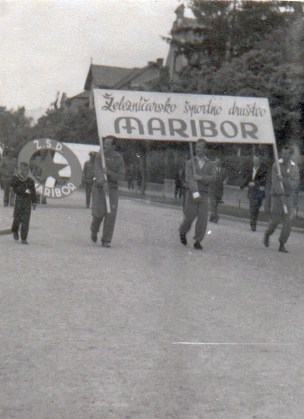 Mimohod ŽŠD Maribor