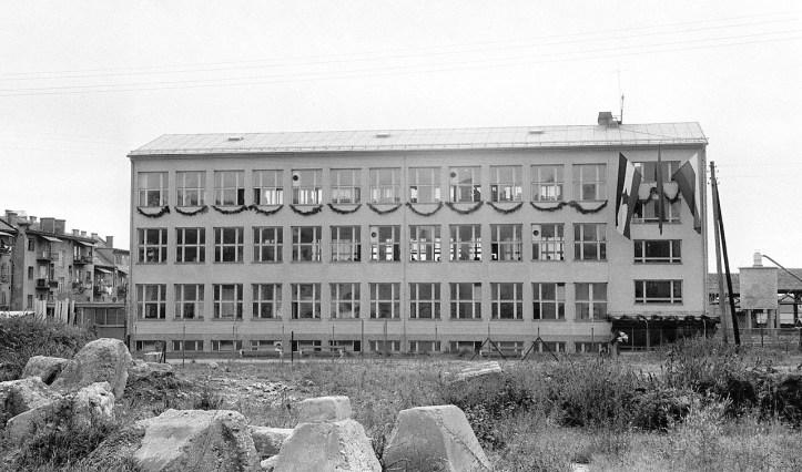 Lilet_Tovarne_čevljev_na_Klavniški_ulici_1960