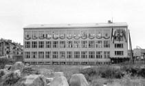 Poslopje Lilet-a v Melju leta 1960