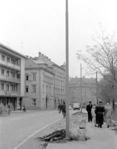 Na Ljubljanski....