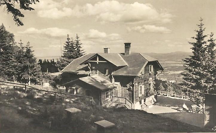 Mariborska koča leta 1940