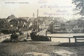 Stari leseni most