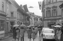Vetrinjska leta 1961