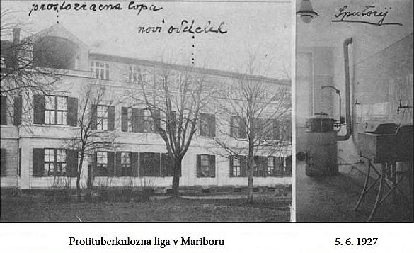 bolnica 1927
