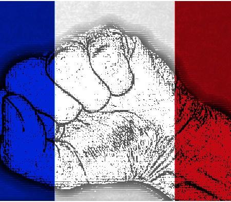 Boj za spremembe v Franciji, Foto: Tanja Jerebic