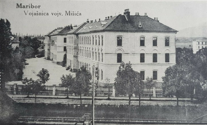 vojašnica
