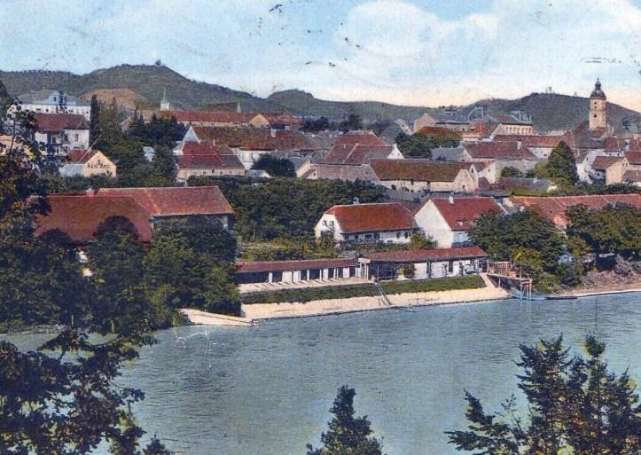 kopališče drava 1916b