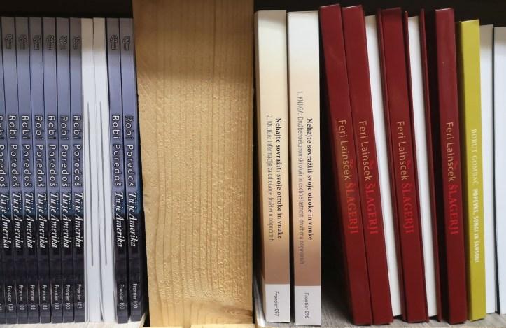 frontier knjige
