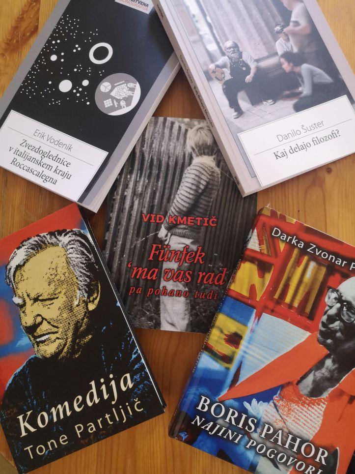 nabor knjig