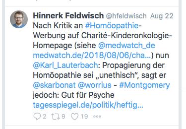 feldwisch-lauterbach homöopathie medwatch