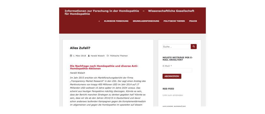 professor-harald walach