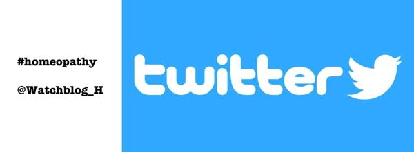 Twitter für Nicht-Twitterer: Alle Tweets zum internationalen Suchbegriff #homeopathy plus @Watchblog_H