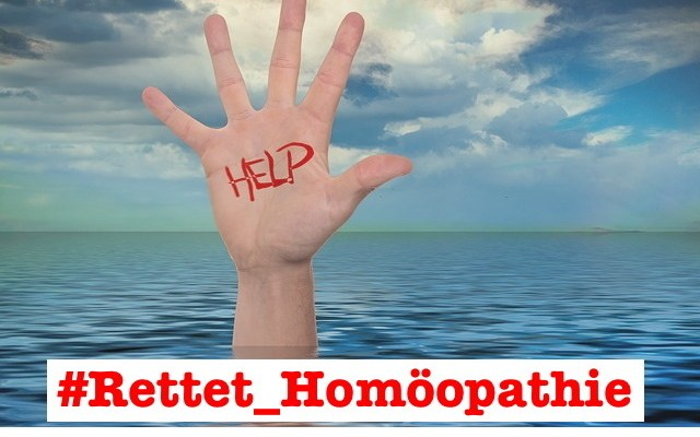 rettet homöopathie petition