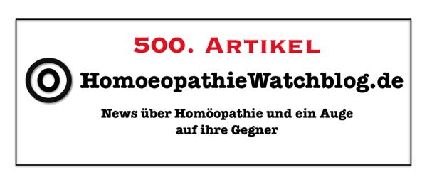 homöopathie 500